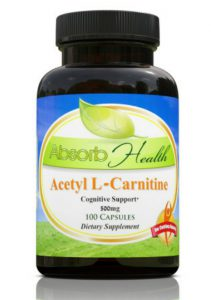 Acetyl-L-carnitine supplement review