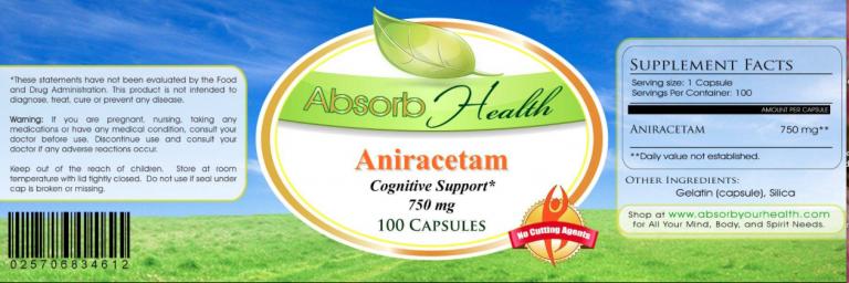 Aniracetam Reviews