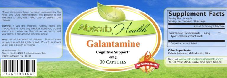 galantamine side effects