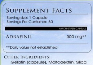 Adrafinil from absorb health