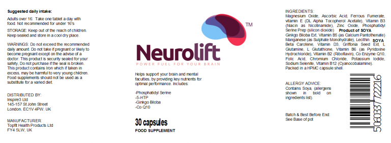 Neurolift Review