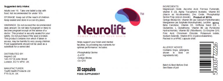 Neurolift Review