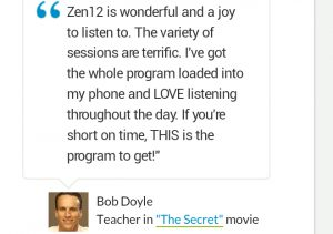 zen 12 testimonials reviews
