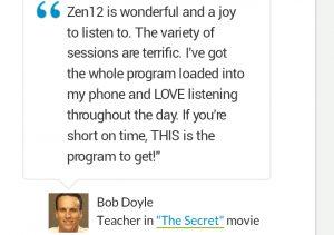 zen 12 testimonials reviews