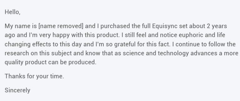 equisync reviews