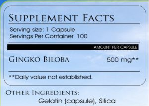 Gingko Biloba Reviews