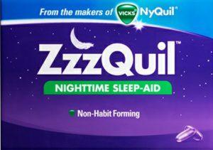 ZzzQuil Nighttime Sleep Aid Reviews