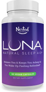 Luna Sleep Aid Reviews