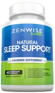 Zenwise Labs Sleep Support Reviews