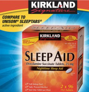 Kirkland Signature Sleep Aid Reviews
