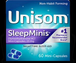 Unisom Sleep Aid Reviews