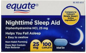 Equate Nighttime Sleep Aid Reviews