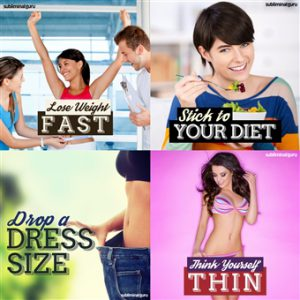 Subliminal Messages for Weight Loss