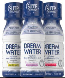 Dream Water Sleep Aid Review