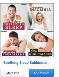Subliminal Messages For Deep Sleep