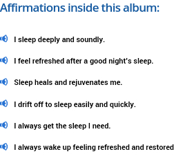deep sleep affirmations