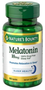 Nature Bounty Melatonin 10Mg Reviews