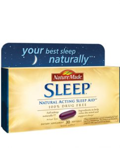 Nature Made Natural Sleep Aid Reviews