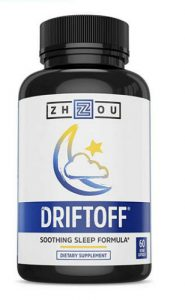 Driftoff Natural Sleep Aid Review