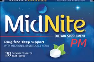 Midnite Sleep Aid Reviews