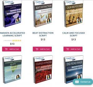 HypTalk Hypnosis Store Reviews