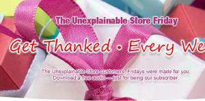Unexplainable Store Review
