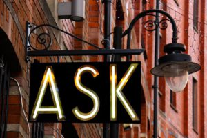 ask and it is given book review