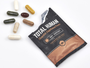 how total human supplement works