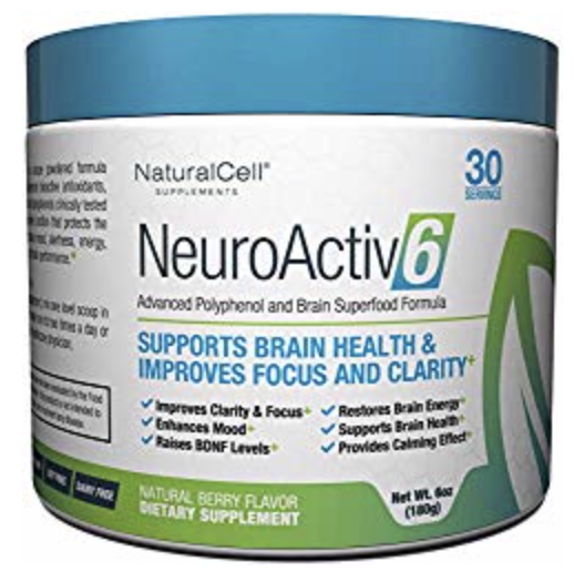 neuroactiv6 supplement review